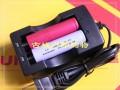 18650 17670电池专用双锂电池快递充电器