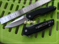 国产G10柄索林根标轴承快开折刀